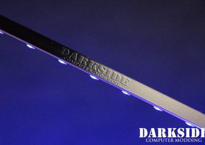 12in DarkSide LED Strip Blue